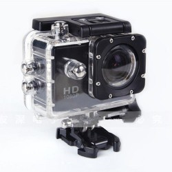 Caméra Sport Waterproof Full HD 1080p
